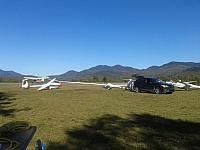 Staging Area Rwy 32
